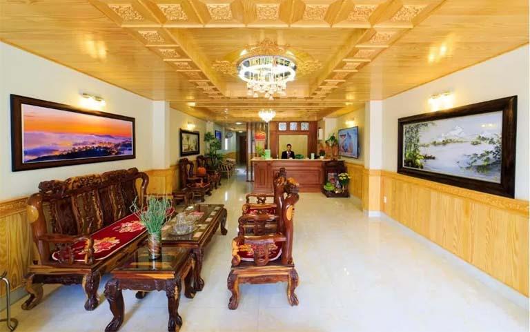 Khách sạn Liên Sơn Đà Lạt