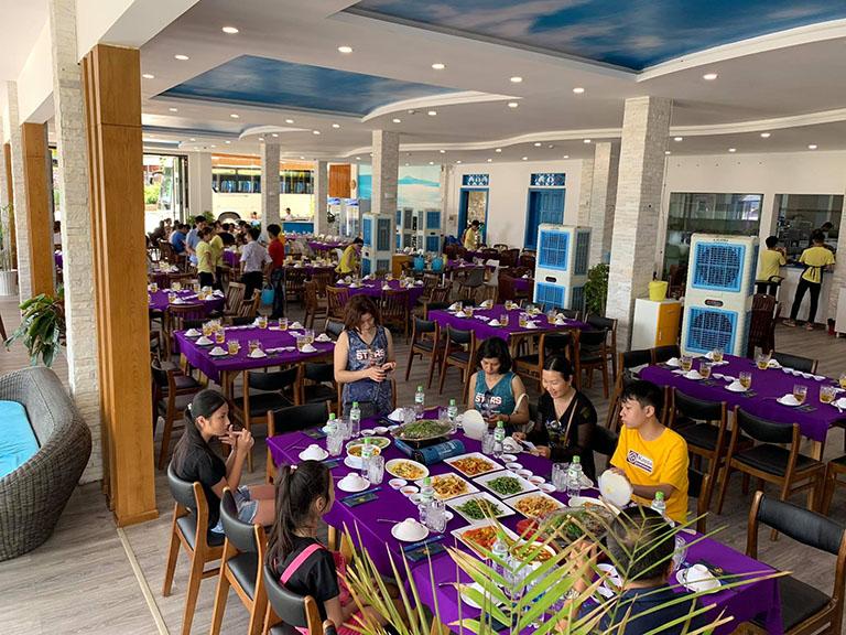 nhà hàng hải sản Phú Quốc