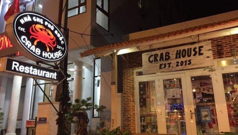 Nhà hàng sang trọng tại Phú Quốc