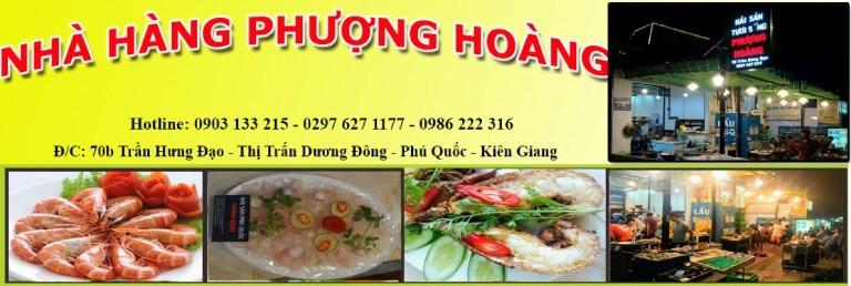 Quán ăn hải sản tại Phú Quốc