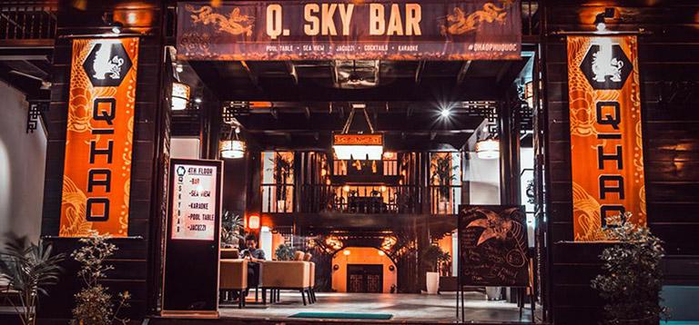 quán bar đẹp tại Phú Quốc
