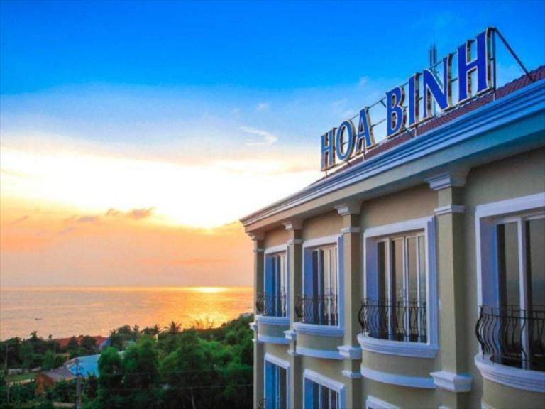 Resort gần chợ đêm Dinh Cậu Phú Quốc