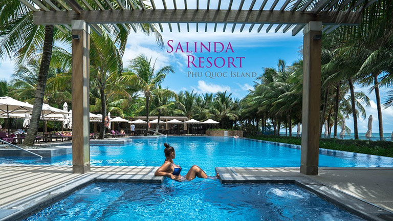 Resort Phú Quốc sát biển