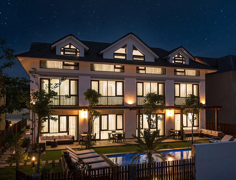 Villa biệt thự Phú Quốc gần biển