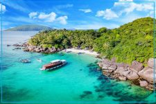 Cách di chuyển đến Côn Đảo