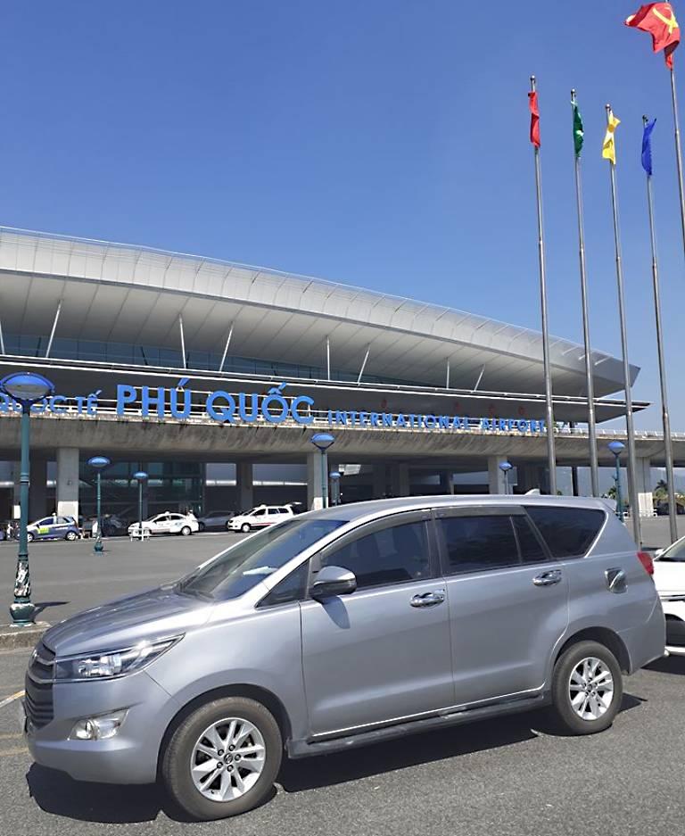 Địa chỉ đặt xe đưa đón sân bay Phú Quốc