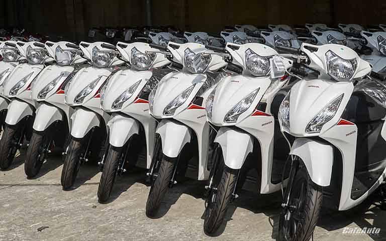 Địa chỉ thuê xe máy tại Côn Đảo