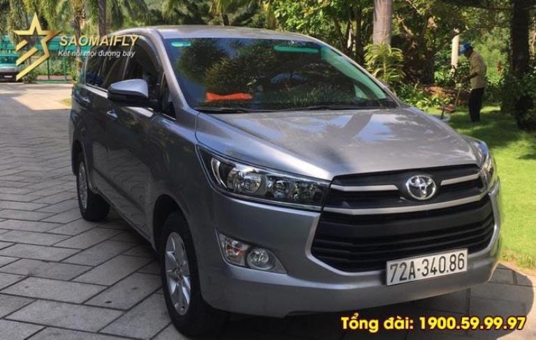 Địa chỉ thuê xe ô tô tự lái tại Côn Đảo