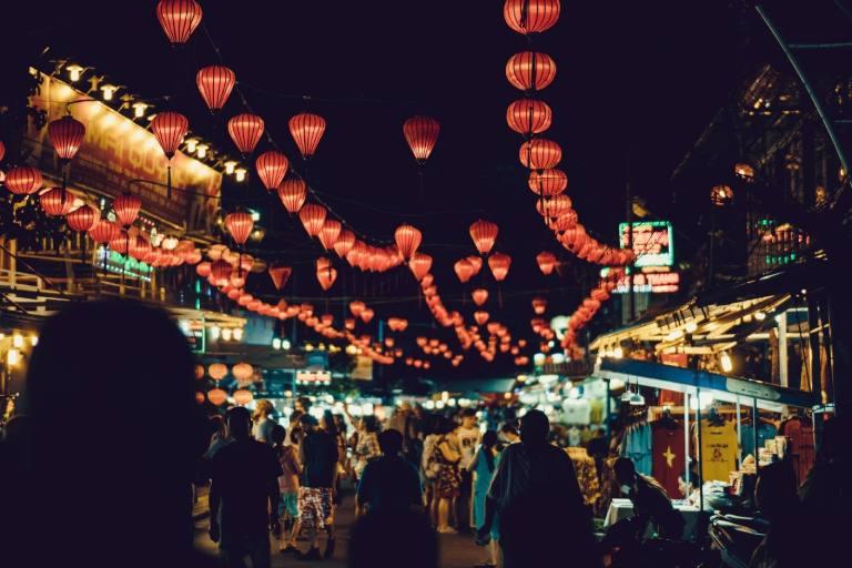 Địa điểm vui chơi buổi tối ở Phú Quốc