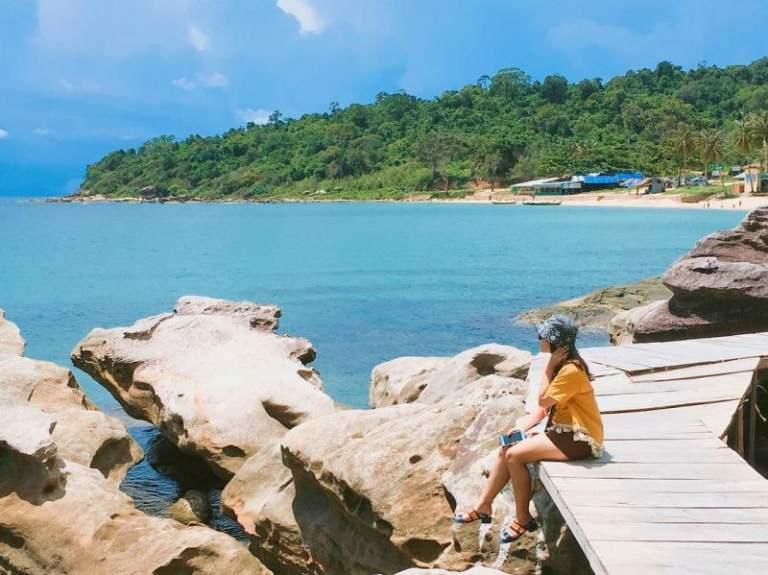 Gành Dầu Phú Quốc