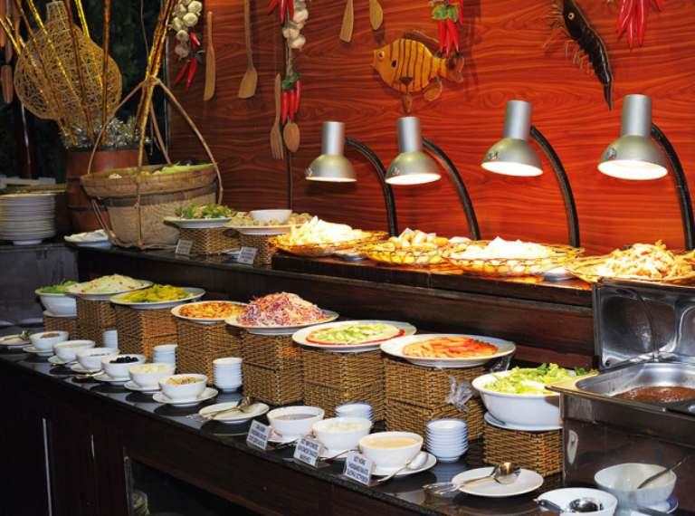 Nhà hàng Buffet tại Phú Quốc