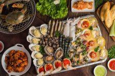 Nhà hàng hải sản tại Gành Dầu Phú Quốc