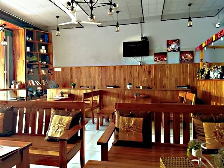 WoodHouse Coffee Phú Quốc