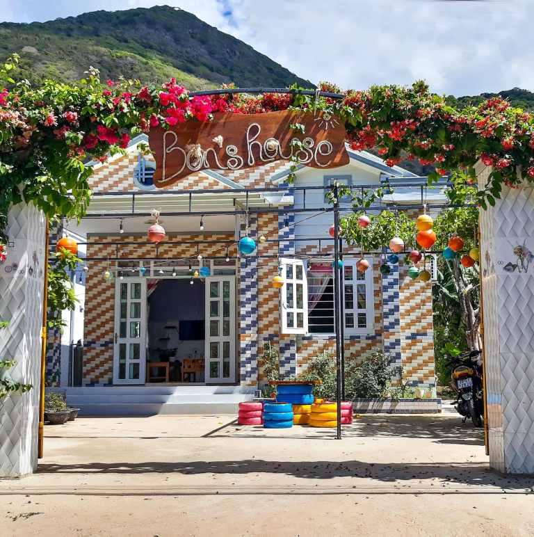 Homestay đẹp tại Côn Đảo