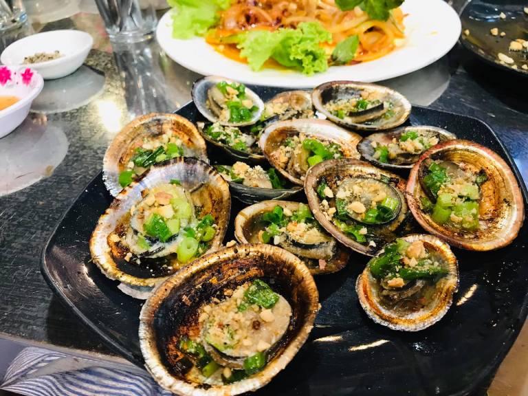 Món ăn vặt tại Côn Đảo