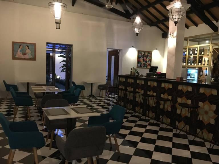 Nhà hàng sang trọng tại Côn Đảo