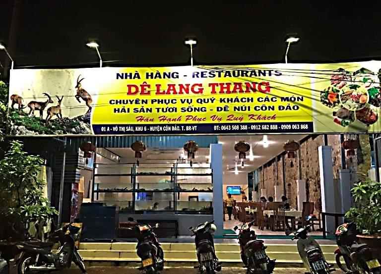 Quán ăn ngon giá tốt tại Côn Đảo