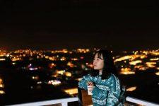 Quán cafe ngắm Đà Lạt về đêm