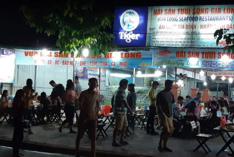 Quán hải sản ngon rẻ tại Côn Đảo