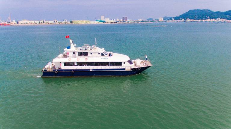 Địa chỉ cho thuê cano cao tốc tại Vũng Tàu