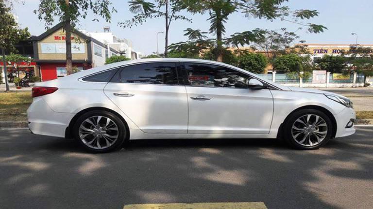 địa chỉ cho thuê ô tô tự lái tại Vũng Tàu