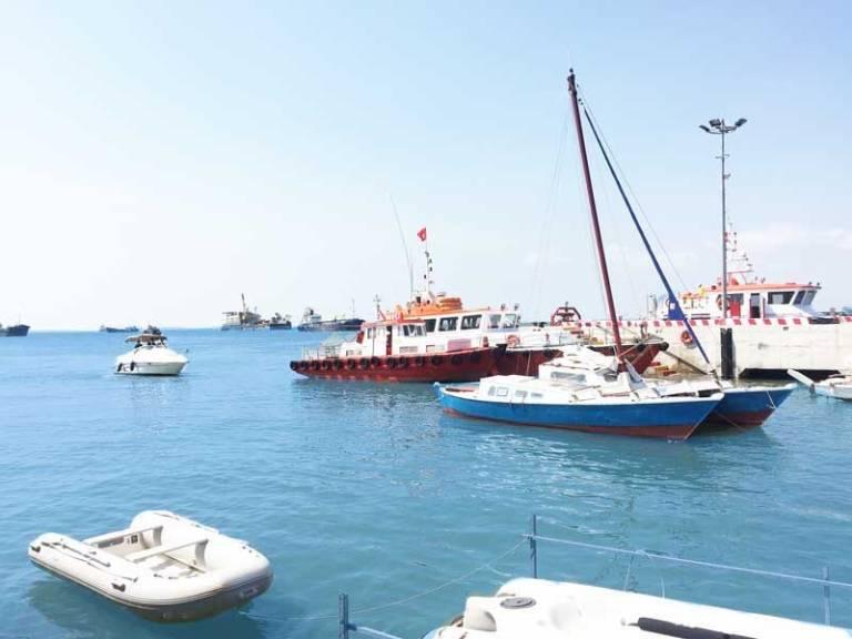 Địa chỉ cho thuê tàu thuyền tại Vũng Tàu