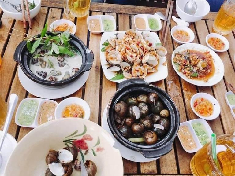 Địa điểm ăn đêm ở Vũng Tàu