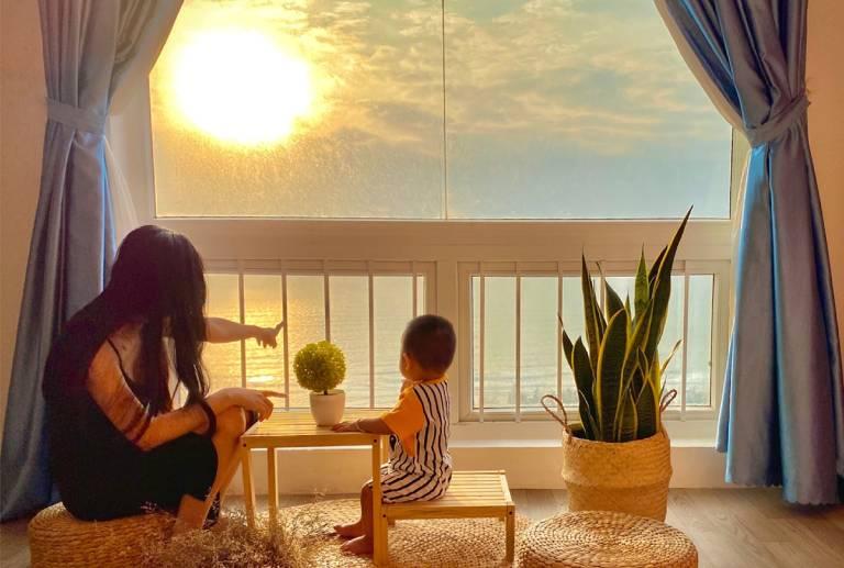 Homestay Vũng Tàu có view đẹp