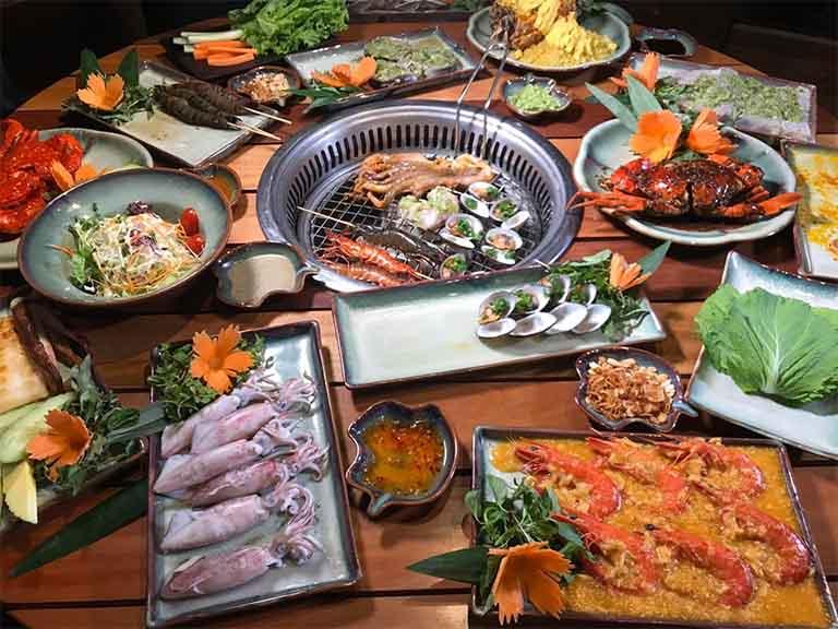 Chia sẻ cho thực khách 9 nhà hàng chuyên phục vụ các món hải sản ngon tại Vũng Tàu