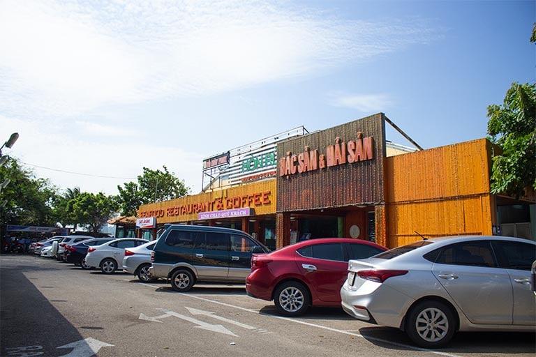 Nhà hàng hải sản Hòn Rù Rì - Địa chỉ chuyên phục vụ thực khách trong và ngoài tỉnh các món hải sản và đặc sản của thành phố biển Vũng Tàu