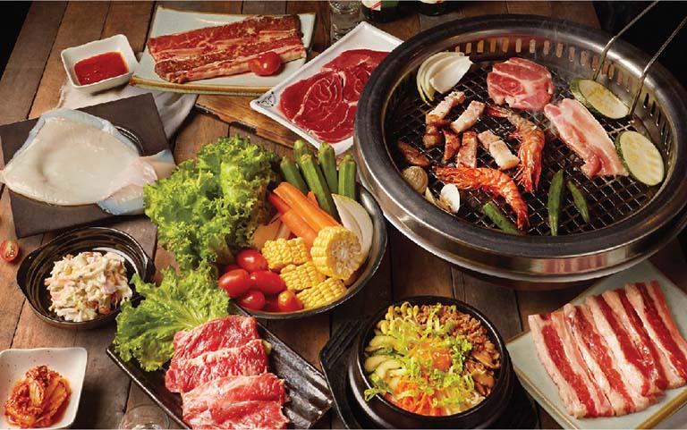 Quán buffet ngon tại Vũng Tàu