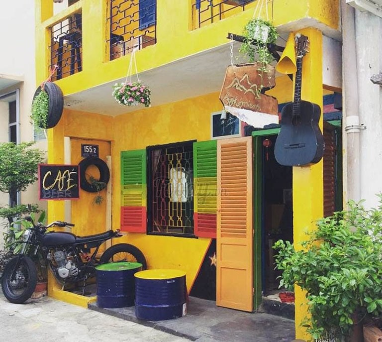 quán cafe đẹp ở Vũng Tàu