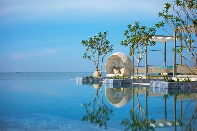 Resort Vũng Tàu có hồ bơi