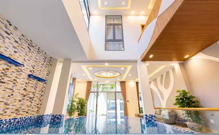 Trần Duy Luxury villa 2là địa chỉ nghỉ dưỡng đáng lựa chọn khi đi du lịch Vũng Tàu