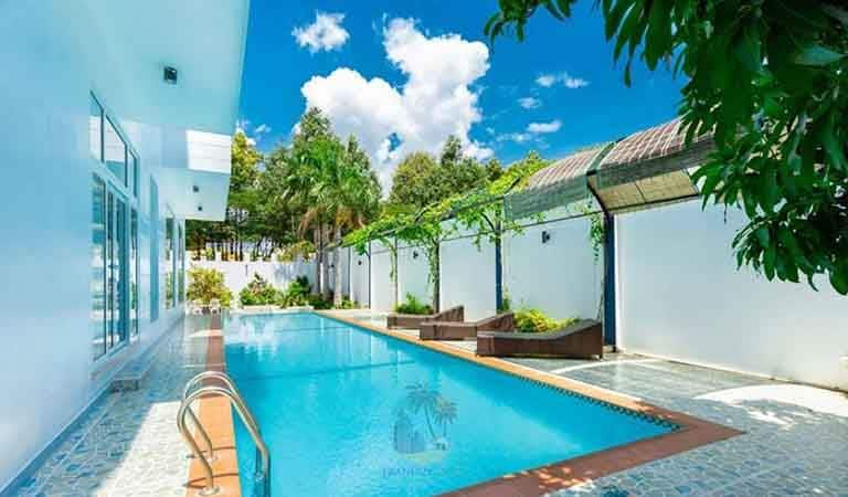 Trần Duy villa C5 là biệt thự villa ở bãi sau Sài Gòn có view đẹp