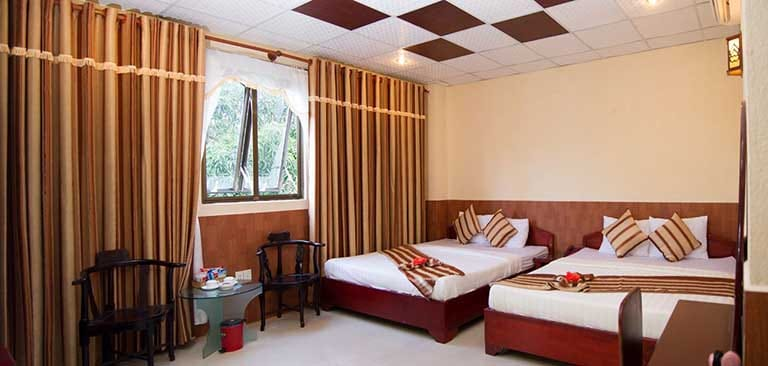 Kiều Anh là một trong những khách sạn 3 sao ở bãi Sau Vũng Tàu uy tín, chất lượng