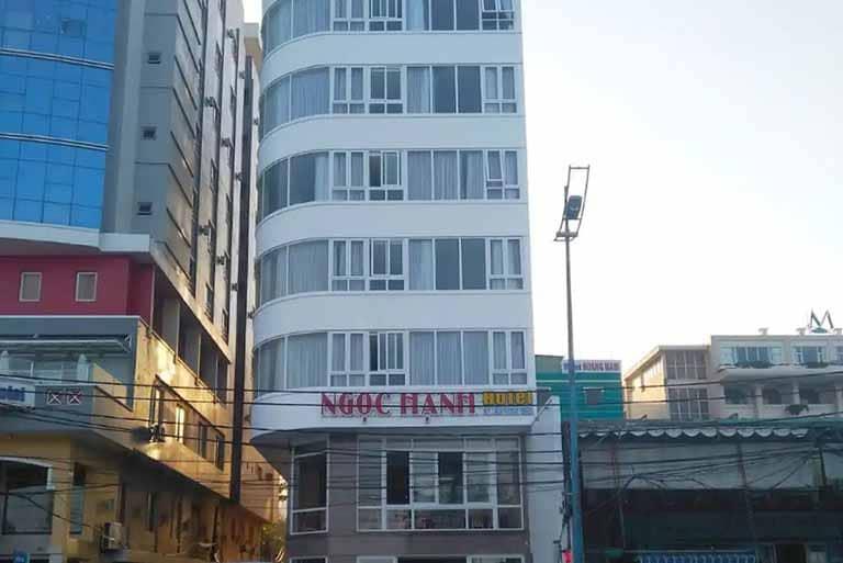 Ngoc Hanh beach hotel là khách sạn nên lựa chọn khi đi du lịch Vũng Tàu