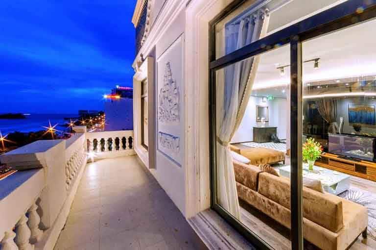 Bãi Sau Vũng Tàu có khách sạn 3 sao nào tốt?