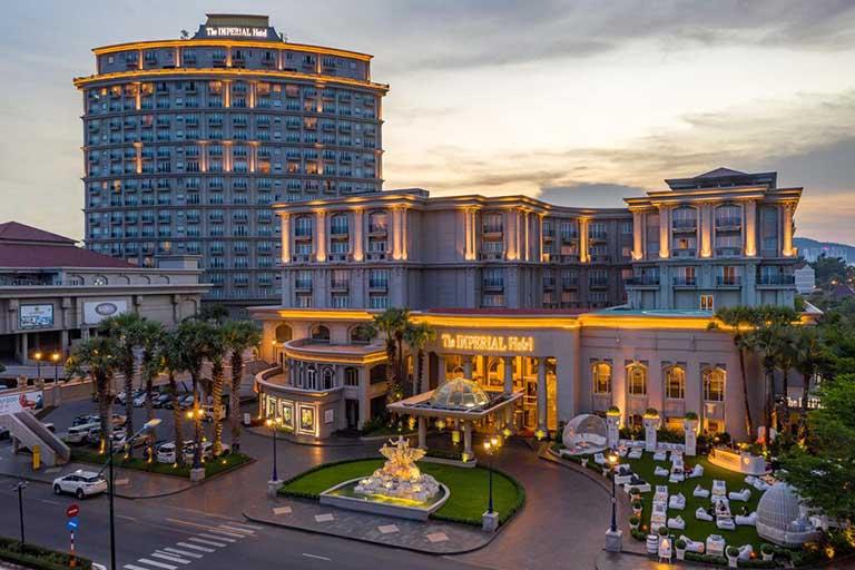 khách sạn gần biển Bãi Sau Vũng Tàu