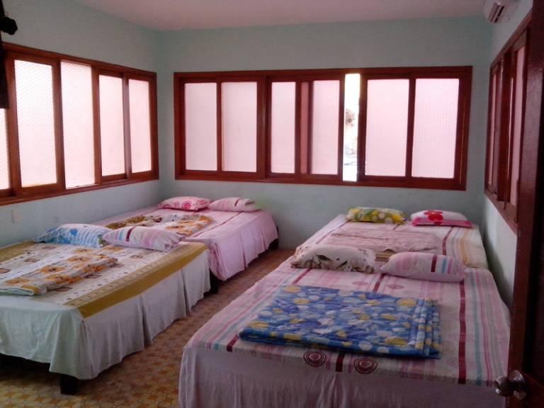Nhà nghỉ ở bãi sau Vũng Tàu
