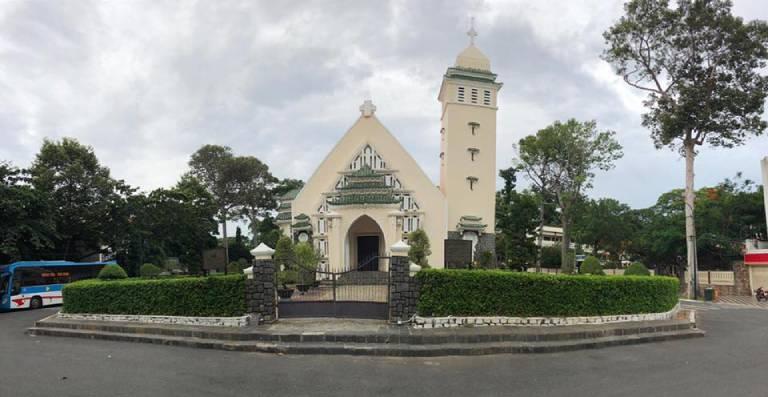 nhà thờ lớn nhất Vũng Tàu