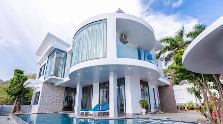 villa Vũng Tàu gần biển