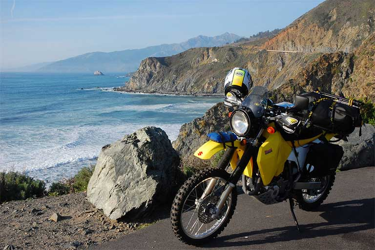 Di chuyển đến Bãi Sau Vũng Tàu bằng xe gắn máy