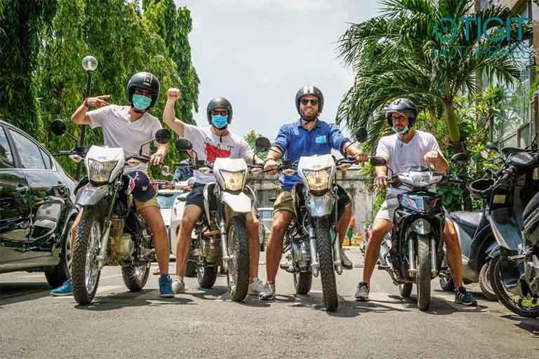 Địa điểm cho thuê xe máy tại quận Ba Đình Hà Nội