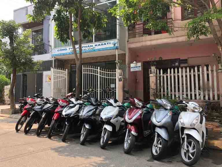 Cửa hàng Bình Minh cho thuê xe máy chất lượng