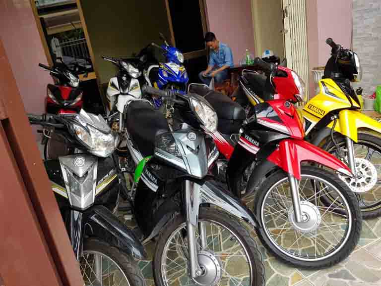 Tại Đà Nẵng nên thuê xe máy ở đâu cho tốt?