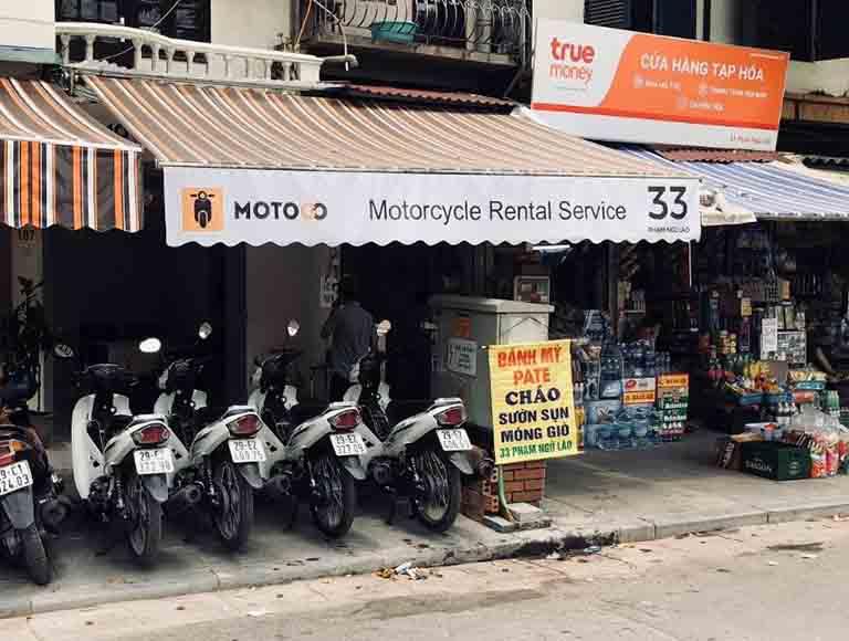 MOTOGO là địa chỉ cho thuê xe máy tại Hà Giang uy tín, chất lượng