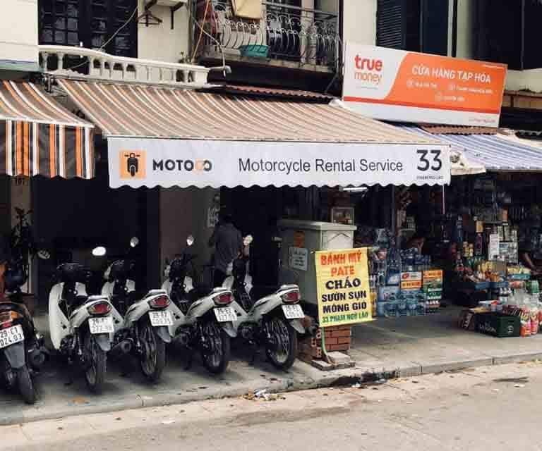 Nên đến MOTOGO để thuê xe khi đi du lịch tại Hà Nội