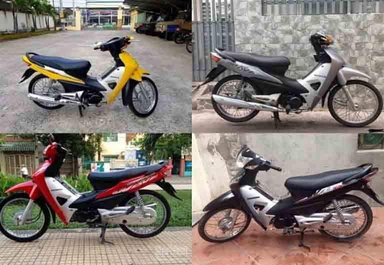 Văn Chính là địa chỉ cho thuê xe máy Hà Nội quận Hoàn Kiếm uy tín
