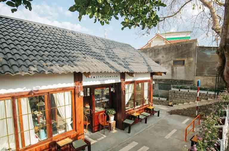 The Station View là một quán cafe kiểu Hàn Quốc ở Đà Lạt